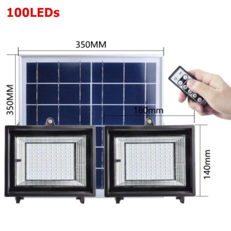 LED Floodlight Solar Light 2835 SMD Solar Powered LED Flood Light Sensor Outdoor Garden Security Wall Lamp 7W 12W 15W 18W IP65 palmexx x1usb px solar 7w