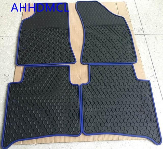 Rubber Floor Mat >> Ahhdmcl Car Rubber Floor Mat Non Slip Mats Feet Rugs For Toyota