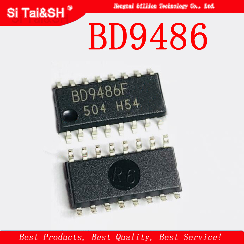 1PCS BD9486 BD9486F BD9486F-SGE2 BD9486F-GE2 SOP-16 LCD Power Management IC