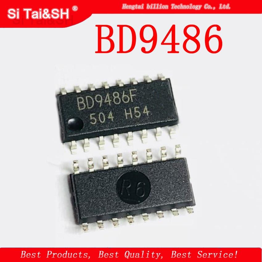 1PCS BD9486 BD9486F BD9486F-SGE2 BD9486F-GE2 SOP-16 LCD Power Management IC