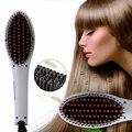 Выпрямитель для волос со светодиодным дисплеем  расческа для волос для женщин  электрическая щетка для укладки волос  ионный выпрямитель дл...