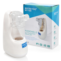 ELERA Quiet Inhaler For Children And All Age Asthma Inhaler Mini Nebulizador Automizer Family Care Inhale