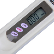 2 In1 LCD Digital TDS Temp PPM Tester Stick TDS Meter With Auto Temp Compensation ATC Hydroponics Filter Water Quality Purity
