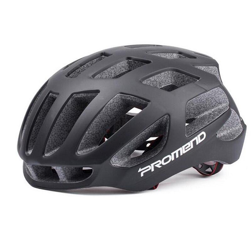 Pro Мужчины d горный велосипед езда шлем цельные очки легкий шлем дорожный велосипед мужчины и женщины очки - 2