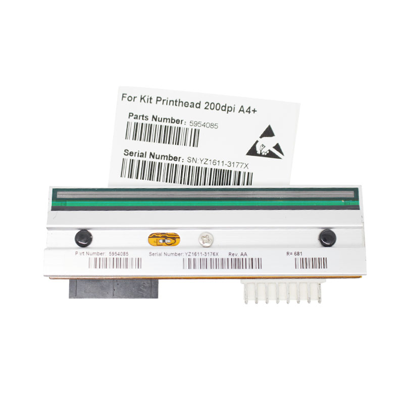SEEBZ New Printhead For CAB A4+ 203dpi(200dpi) Printhead 5954085 Thermal Barcode Printer Parts Compatible