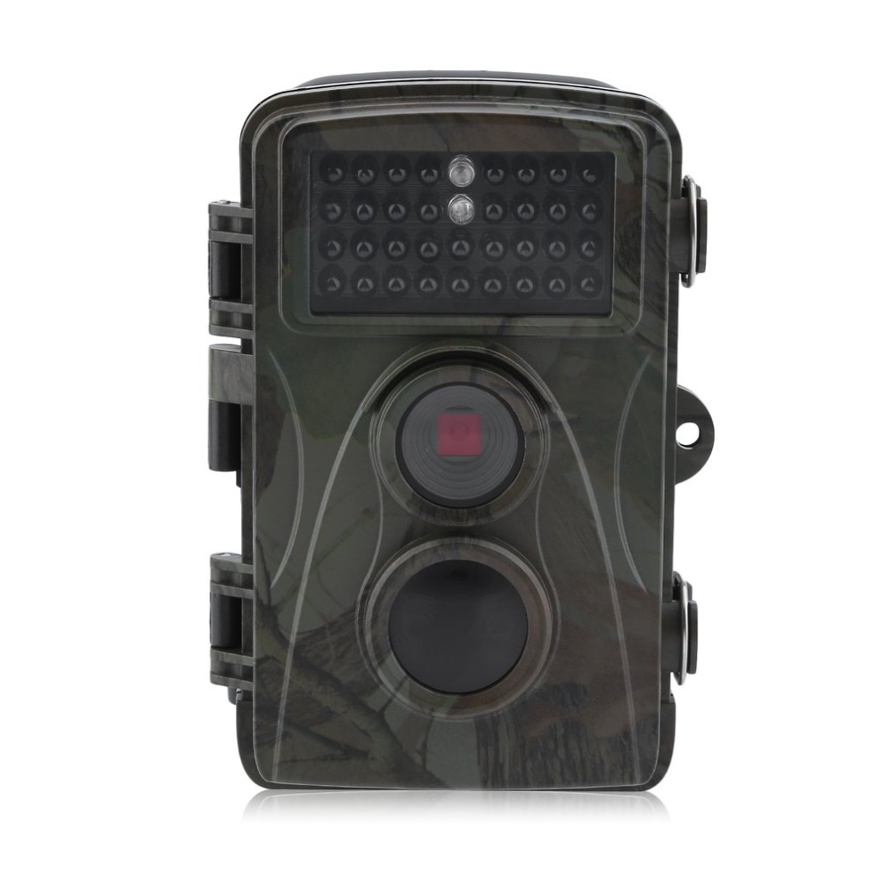 Waterproof Camouflage Hunting Camera Infrared Wildlife Outdoor Hunting Trail Camera With Night Vision Motion Detection ccd diy hunting night vision camera with 16mm lens infrared night vision industrial camera 0 0001lux ultra low light camera