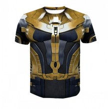 TUNSECHY 2019 avengers 4 T-shirt new mens and womens short sleeved t-shirts summer casual sports