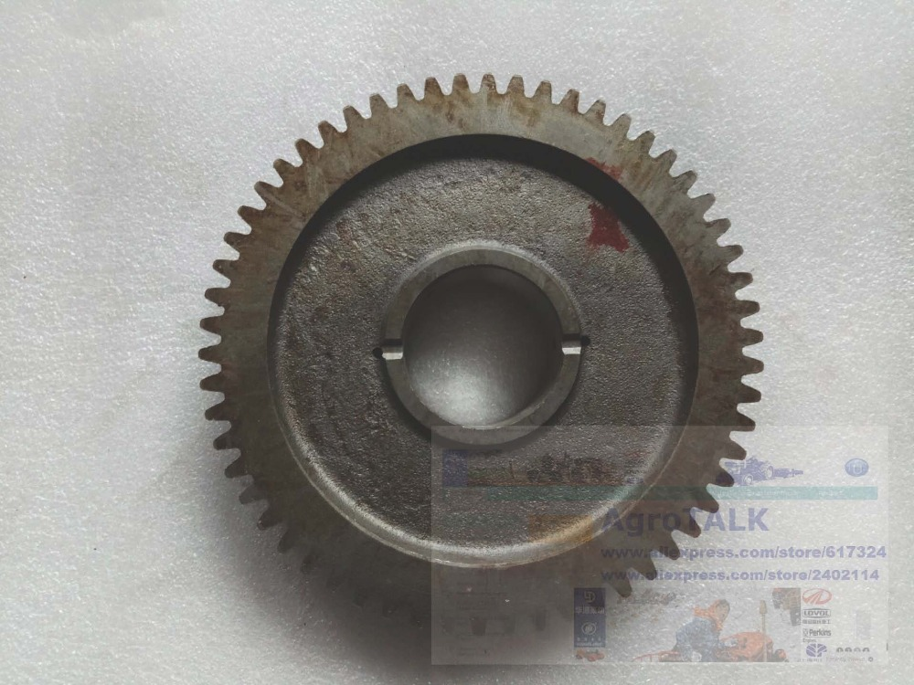 FT800.41A.104, the driven gear middle for Foton Lovo 80hp series tractor toro t5 series gear driven shrub rotor