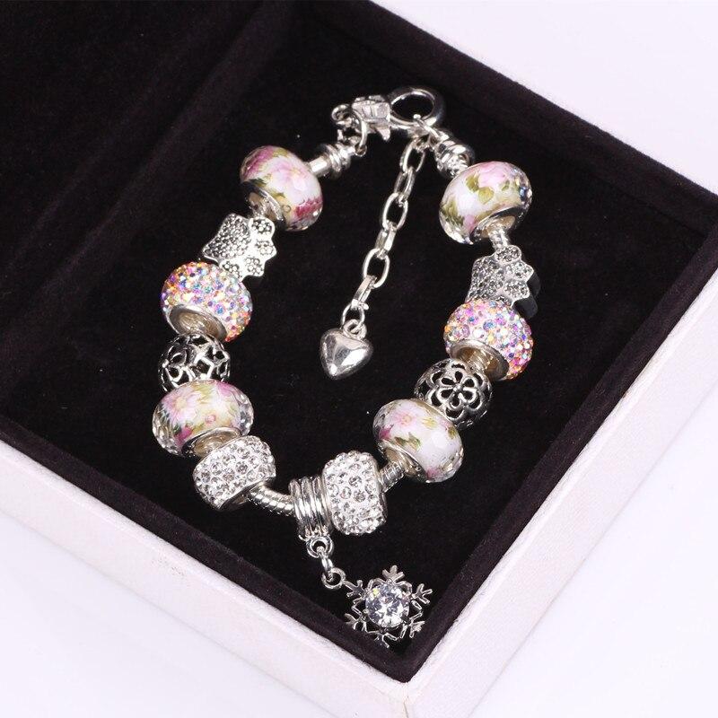 Silver Color Bracelets...