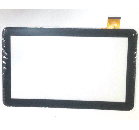 New touch screen For 10.1 Irbis TZ21 3G TZ22 Tablet Capacitive Touch panel Digitizer Glass Sensor Replacement Free Shipping tempered glass protector new touch screen panel digitizer for 7 irbis tz709 3g tablet glass sensor replacement free ship