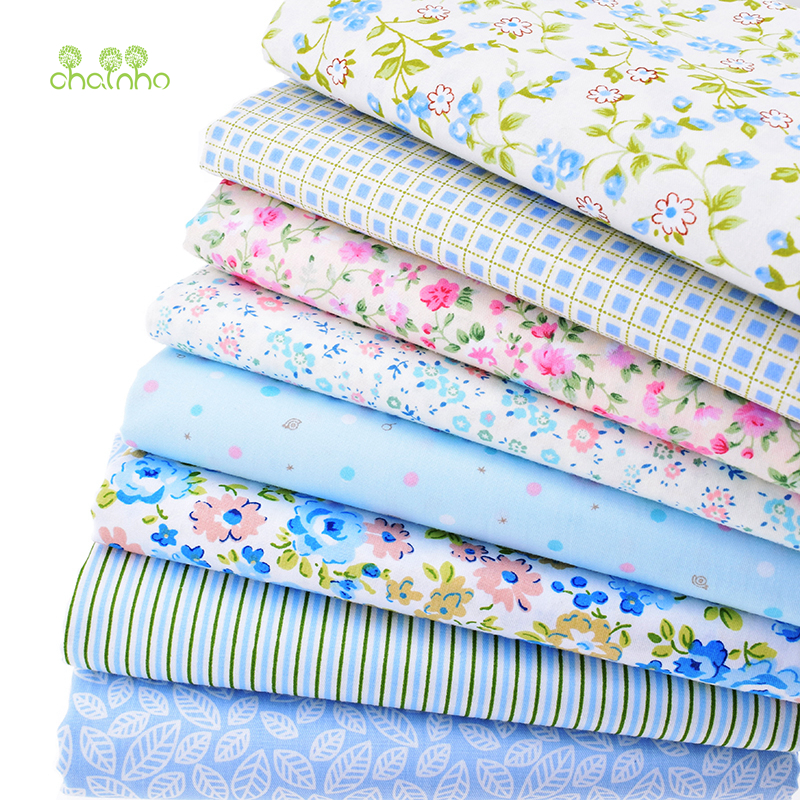New print twill cotton fabric for diy patchwork quilting for Children s material sewing