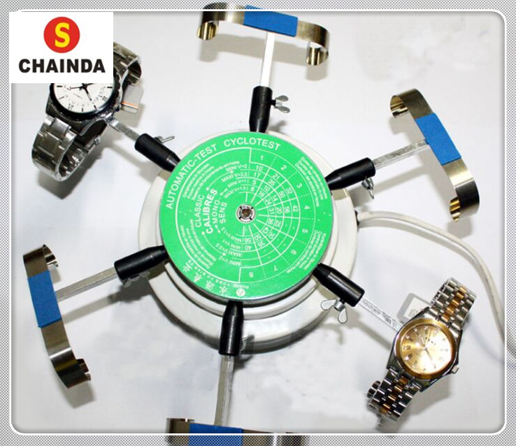 цена на 220V Auto Test Winder Machine Test Watches Tester Watch Winder With High Quality