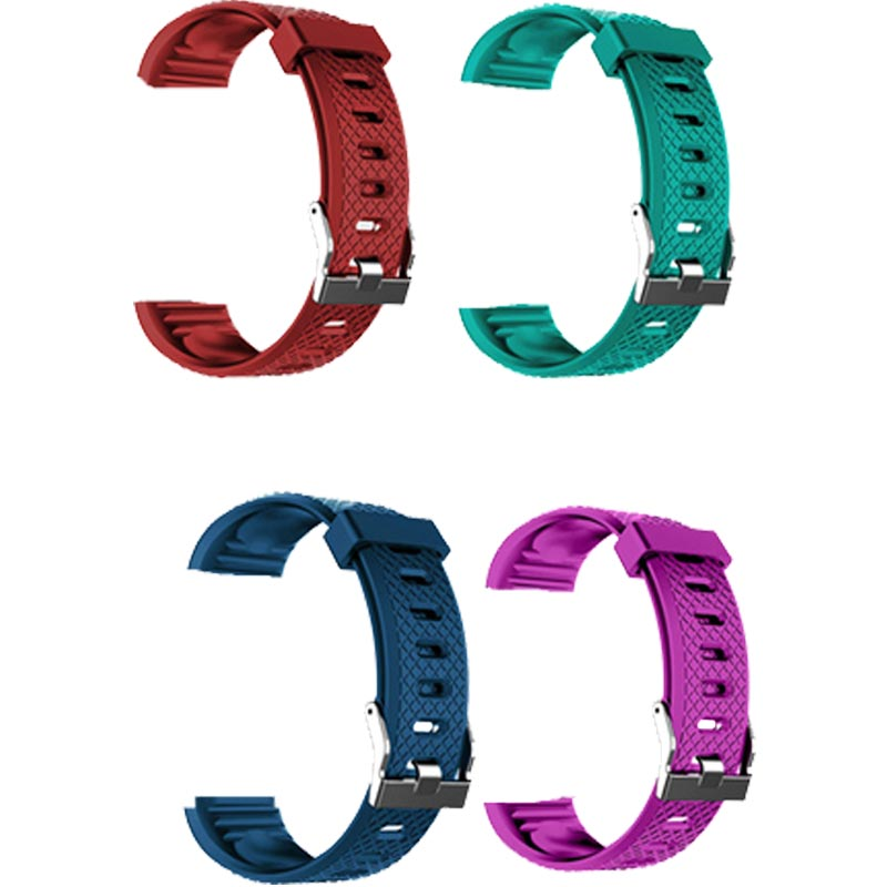D13/116Plus Silicone Wirst Strap For D13/116 Plus Smart Bracelet Accessories  Replacement Wristband Watch Strap Band Correa