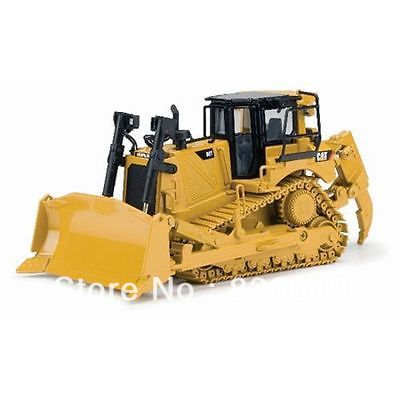 Norscot Cat D8T Bulldozer 1/50 w/ Single Shank Ripper 55299 toy first gear 50 3246 komatsu d65px 17 bulldozer w hitch 1 50 nib toy