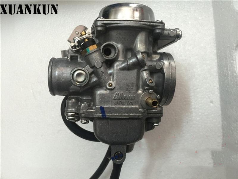 XUANKUN CBT125 DD250 CA250 250 Cylinder Carburetor