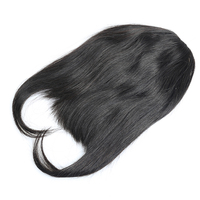 Human Hair Blunt Bangs Brazilian Remy Clip In Hair 100 Natural Hair Free Shipping SunnyQueen Hair