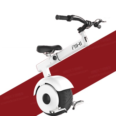 2019 plus récent monocycle électrique une roue scooter 800W moteur, avec barre, frein/somatosensory contrôle, 67.2 V, 264WH, 22kg poids nominal