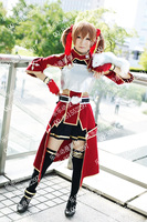 anime Sword Art Online SAO Silica cosplay costumes cos animal Tamers Keiko Ayano Silica Red Uniform brand new