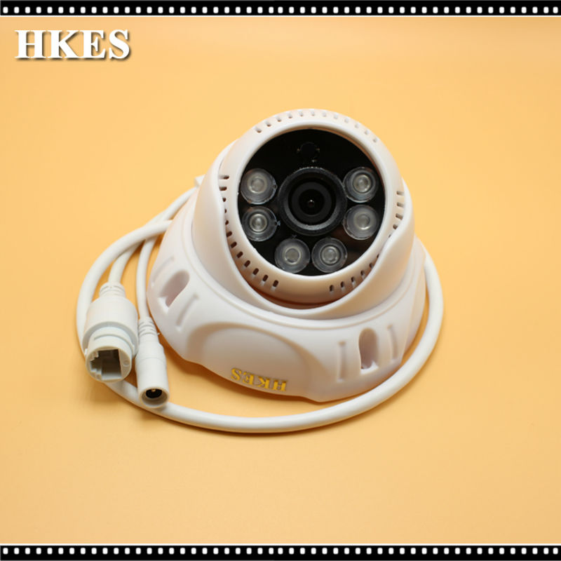 ФОТО HD 1080P Professional IP PoE IR Mini Dome Network Camera, Indoor PoE Security Camera For The Office,Supermarket,Home,Hotel