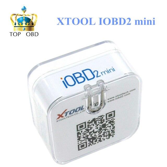 2017 Новый MINI IOBD2 BT 4.0 OBD2 Автомобиля Диагностический Scan инструмент IOBD2 Сканер Automotriz Для IOS Android Телефон Лучше, Чем ELM327