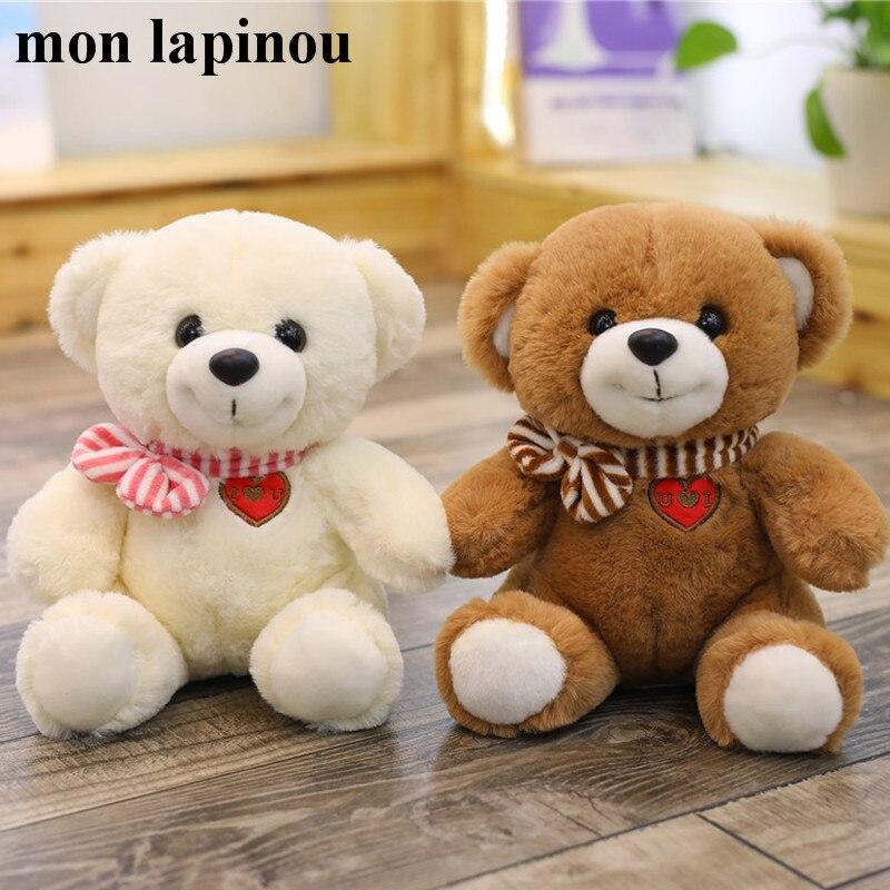 mon lapinou 23cm/30cm plush bear toy cute teddy bear plush doll ...