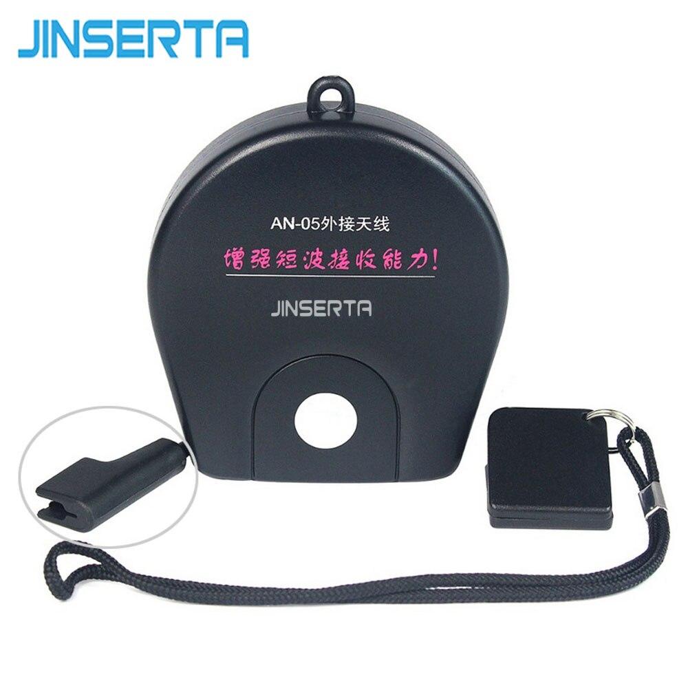 Tragbares Audio & Video Jinserta Antenne An05 Fm/sw Radio Receiver Externe Antenne Radio Band Clip Für Tecsun Pl-310et Pl-660 Pl-380 Pl-606 Pl-505 Radio