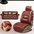Cuero de la pu de invierno amortiguador de asiento de coche completo gruesa asientos cojines para bmw x5 mantener caliente fundas de los asientos de coche de cuero cubre para el benz s