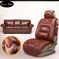 pu leather winter car seat cushion full thick seats cushions for bmw x5 keep warm seat covers leather car covers for benz s