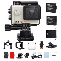 ThiEYE 4K WIFI Action Camera Full HD 1080P 60fps 2 0Inch LCD Mini Sports Helmet Camara