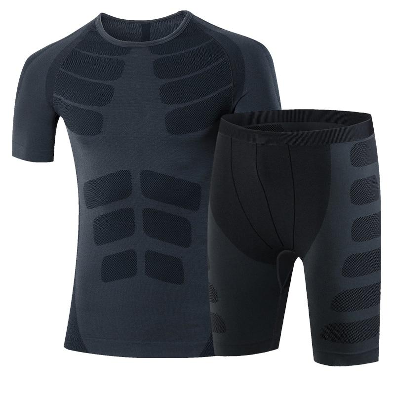 Нови компресионни комплекти за мъже - Спортно облекло и аксесоари - Снимка 3