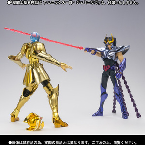 Image 4 - COMIC CLUB LT model Saint Seiya Cloth Myth Fighting skills effects for Virgo Shaka Phoenix Ikki/Gold Saint EX/Saint Seiya