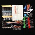 Aprendizagem componentes eletrônicos Kit Pack para Arduino LED Resistor Servo