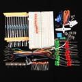 Aprendizaje Kit componentes electrónicos paquete para Arduino LED Servo resistencia