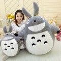 Enchufe de fábrica de La Venta Caliente 30 CM Famosa Totoro Felpa de Dibujos Animados Juguetes Mejores Regalos Para Las Niñas Los Niños del regalo del día del Envío gratis