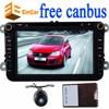 Car Android DVD GPS Navigation Player For Volkswagen GOLF 5 6 POLO JETTA TOURAN PASSAT CC