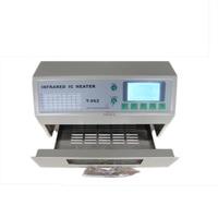T 962 настольная печь инфракрасный нагреватель аппарат для пайки 800 W 180x235 мм T962 для BGA SMD SMT паяльная