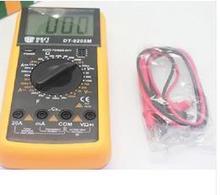 Бесплатная доставка DT9205M ЖК-дисплей Цифровой мультиметр Вольтметр Омметр Амперметр Емкость тестер Лидер продаж