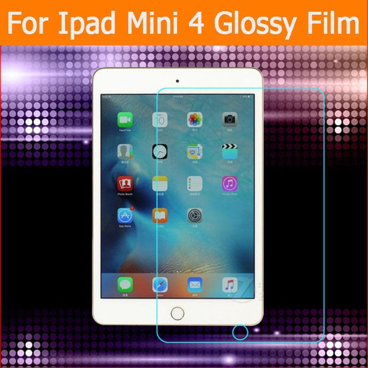 Premium Glossy Screen Protector Film For IPad Mini 4 7.9