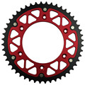 Motorcycle Parts Steel Aluminium Composite 48T Rear Sprocket for HONDA CRF230 CRF 230 Easy Enduro 2004-2015 Fit 520 Chain
