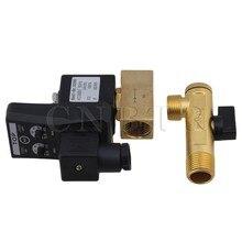 CNBTR AC380V Электронный Приурочен Конденсата 1/2 «Клапан 2-полосная Отделка Maching