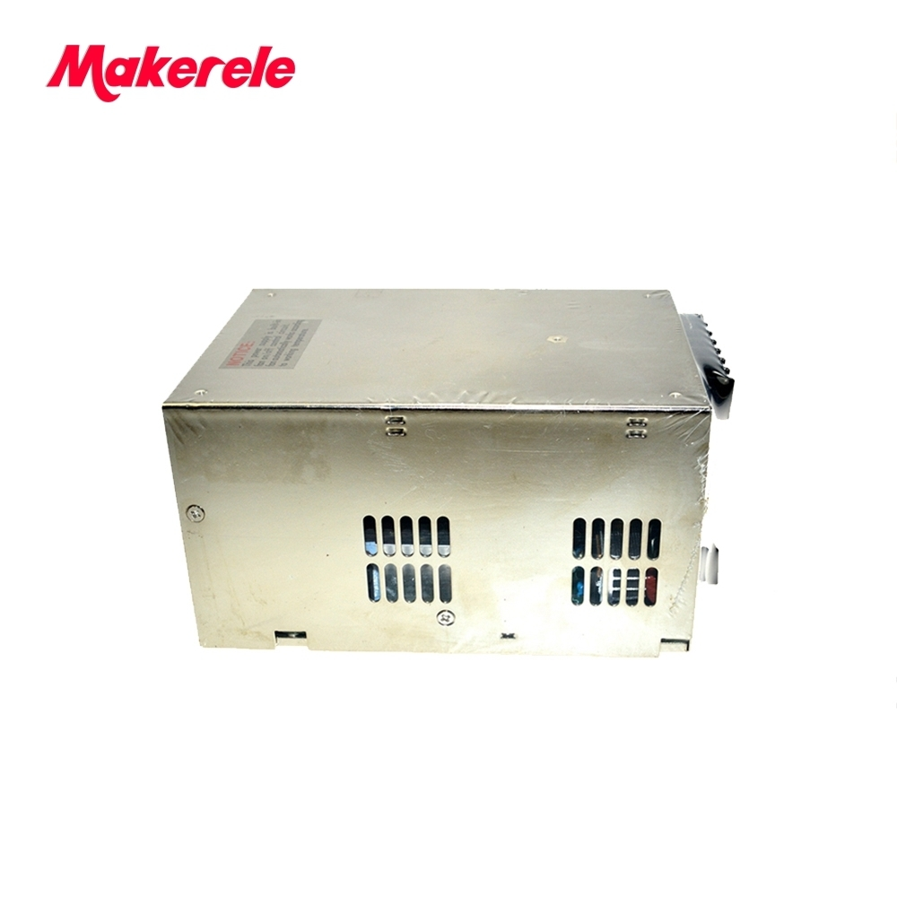 Фотография Industrial machinery switching mode power supply 36V 16.6a 600w SP-600-36 with CE certified