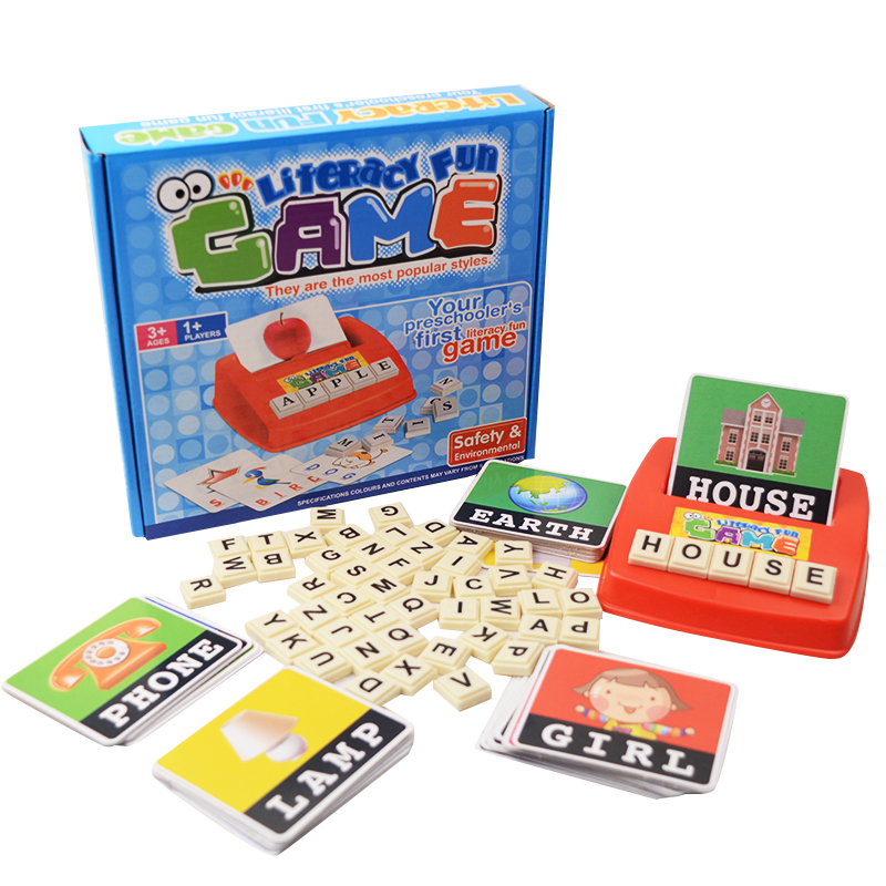 Toy Vocabulary Game : Online buy wholesale free vocabulary games from china