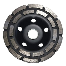 125Mm Diamond Grinding Disc Abrasives Concrete Tool Consumables Wheel Metalworking Cutting Masonry Cup Saw Blade