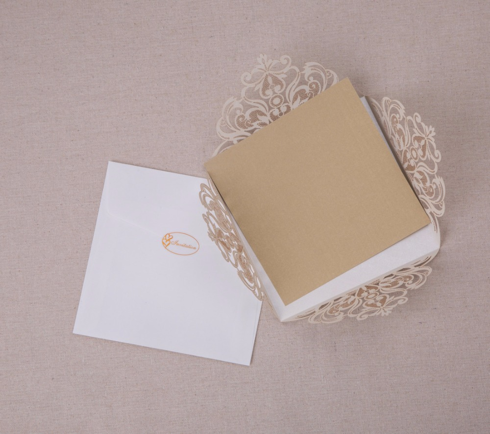 card wlan Picture More Detailed Picture about Laser Cut Wedding – Wedding Invitation Card Stock Kits