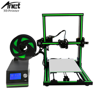 Anet E10 3D Printer DIY Kit Full Metal Frame Large Print Size 3D Printer LCD Screen