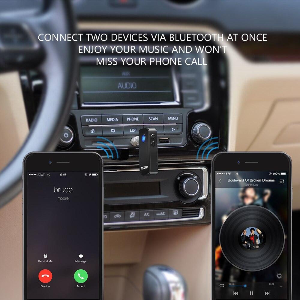 Mpow BH044 Bluetooth Receiver  (1)
