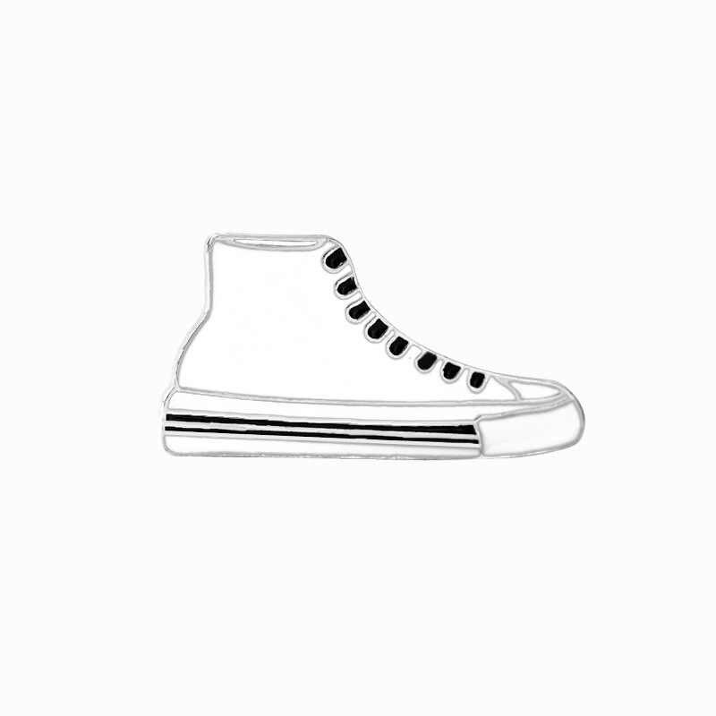 Baru Fashion Enamel Sepatu Bot Sepatu Tanaman Pot Golden Wheat Bros Lencana Kerah Kartun Perhiasan Hadiah Kejutan untuk Anak-anak Wom