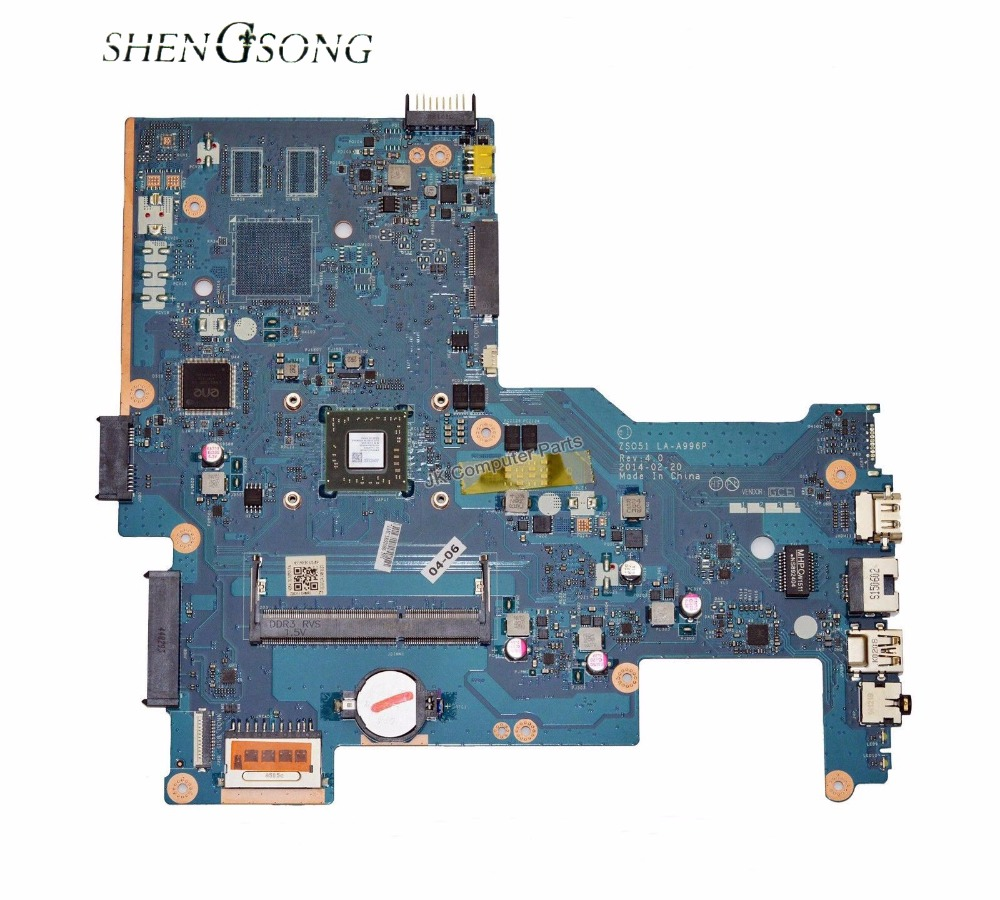 764266-501 Free Shipping 764266-001 FOR HP 15-G 255 G3 Laptop Motherboard LA-A996P E2-6110 motherboard 100% Tested day23amb6f0 766713 501 766713 001 laptop motherboard for hp beats 15z p 15p 15 p day23amb6f0 for a8 5545m 1 70ghz mainboard