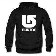 Burton Autumn Winter Style fashion casual Parental Advisory Explicit Content streetwear man fleece hoodies sweatshirt RAA0536