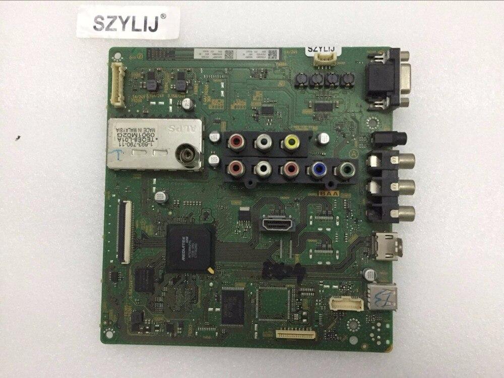 Pukido New original KLV-40BX400 mother board 1-880-238-32 1-880-238-33 12 Plug Type: Universal